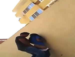 Lovers Fucking Outdoor in Broad Daylight