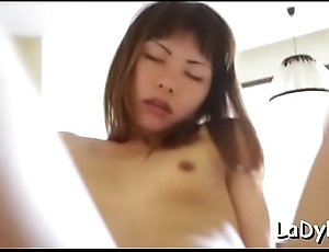 Talented tranny gets arse screwed