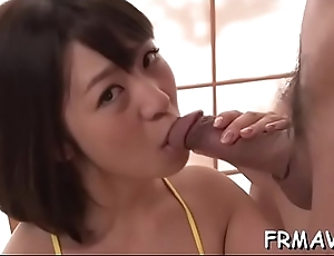 Wicked asian threesome sex
