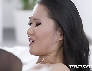 The Asian Katana more her first interracial