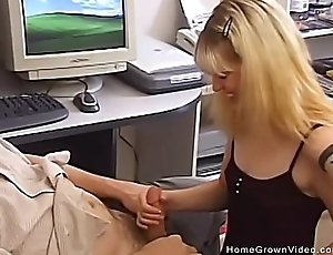 Molly Bonks The Professor In This Amateur Video