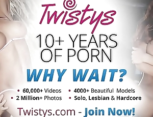 Twistys - (Jordan Stefani) starring at Babe Magnet Balcony