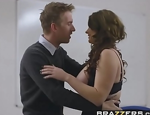 Brazzers - Big Tits at Work - (Tasha Holz, Danny D) - Working Unchanging