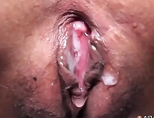 Skinny Filipina girl rides cock so good turn this way she suffers a surprise eruption